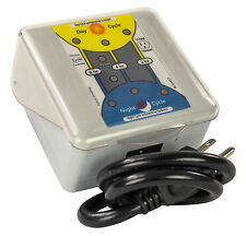 Sunlight-Activated Programmable Timer For Swimming Pools Filters Pumps-110 Volt