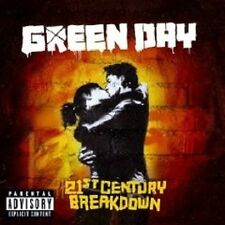 GREEN DAY - 21st Century Breakdown CD