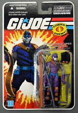 GI Joe Collectors Club FSS Exclusive COBRA RANGE-VIPER SKULL BUSTER Figure MOSC