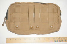 NEW! USMC Pack FILBE Assault Pouch MOLLE EAGLE INDUSTRIES 500D Cordura Coyote