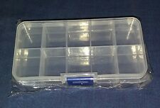 1 x £1 One Pound Coin Storage Holder Case Money Container Holds 60 X £1 Coins UK