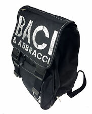 Backpack KISSES E HUGS BLACK SILVER Separable by CARTORAMA OFFER DISCOUNT 50%