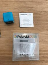 Polaroid POLC3 Cube HD Digital Video Action Camera Camcorder Blue
