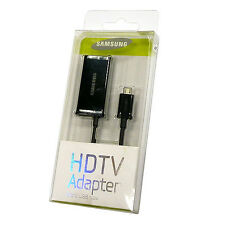 Micro Usb to HDMI Adapter Samsung Galaxy Sony LG HTC Any Android phone