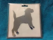 CELEBRATE IT! ACRYLIC CHRISTMAS TREE ORNAMENT ****DOG****