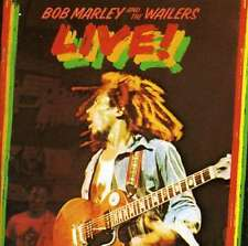 Bob Marley And The Wailers - Live ! CD ISLAND