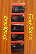 SONY MINI DV VIDEO CAMCORDER TAPES / CASSETTES - PREMIUM QUALITY - PACK OF 5
