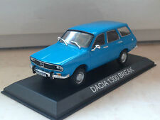 DACIA 1300 BREAK IDEM RENAULT12 R12 1/43 IXO -LEGENDARY CAR AUTO-B22