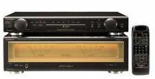 Technics SU-A1000 EX-DISPLAY AUDIOPHILE PRE/POWER AMPLIFIER