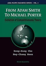 From Adam Smith to Michael Porter: Evolution of Competitiveness Theory-ExLibrary