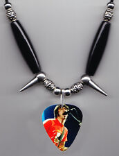 Foo Fighters Dave Grohl Photo Guitar Pick Necklace #2