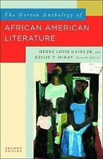 The Norton Anthology of African American Literature (2003, Paperback)