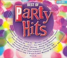 BEST OF PARTY HITS -  3 CD NEU Icehouse Village People Ottawan LUV Nick Straker