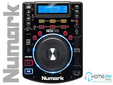 Numark ndx500 Usb/cd/mp3 Media Player y software controlador-Scratch Dj