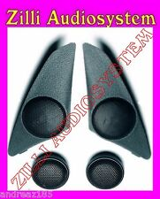 Phonocar 2/469 Set Tweeter 19 mm. per Fiat Punto + Supporti Nuovi Garanzia It