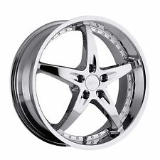 "4 New 20"" Wheels Rims For Pontiac Booneville Grand Am Grand Prix Montana - 10113"