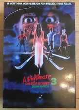 NECA NIGHTMARE ON ELM STREET PART 3 DREAM WARRIORS FREDDY FIGURE INSTOCK