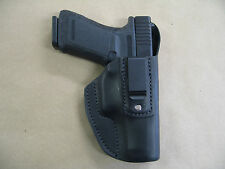 Taurus PT 845 .45  IWB Leather In Waistband Concealed Carry Holster Black USA