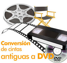 Como mantener tus recuerdos en video. DVD VHS BETA Video 2000 video 8 HI8 USB