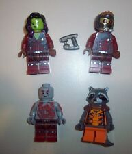 LEGO Marvel Super Heroes Minifigure Guardians of The Galaxy Lot B