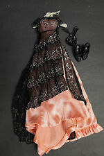 Franklin Mint Titanic Rose Dinner Dress Ensemble Gorgeous!