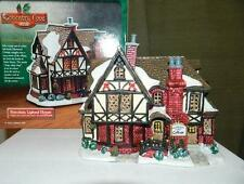 Lemax Coventry Cove Glenwood Cottage 2002 Christmas Village ~ MINT w/ Box!