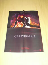 CATWOMAN / SKY CAPTAIN Affiche Poster 40 x 60 Halle Berry Jude Law