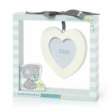 Me to You Baby Hanging Heart Photo Frame Babies Gift  Tiny Tatty Teddy Bear