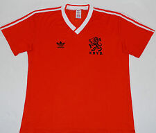 1985-1987 HOLLAND ADIDAS HOME FOOTBALL SHIRT (SIZE M/L)