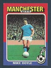 TOPPS 1975 FOOTBALLERS-#172-MANCHESTER CITY-MIKE DOYLE