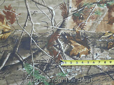 Realtree AP HD Camo Camouflage Nature Trees BY YARDS  Polyester Cotton Fabric