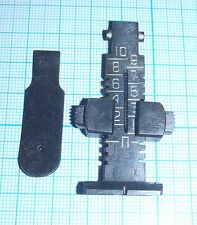 SKS Rear sight set Simonov rifle.The original Soviet Union.