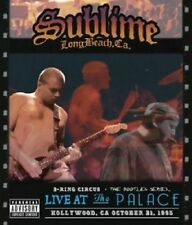 SUBLIME - 3 RING CIRCUS-LIVE AT THE PALACE 1995  (DVD)  28 TRACKS ROCK  NEU