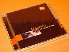 CD Bruno Maderna Orchestral Works - Tamayo - col legno collage - Vol. 3