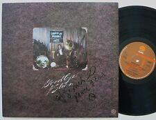 COUNTRY JOE MCDONALD GOODBYE BLUES ORIG FANTASY LP AUTOGRAPHED COLLECTORS ITEM!!
