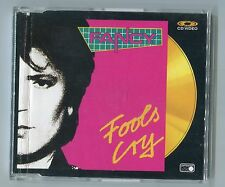Fancy  CDV cd-video FOOLS CRY © 1988 metronome # 080 530-2 - UK 4 Track + Video