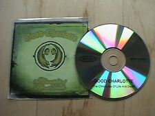 GOOD CHARLOTTE-THE CHRONICLES OF LIFE (RARE 1 TRACK CD)