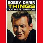 BOBBY DARIN - THINGS & OTHER THINGS (NEW SEALED CD)