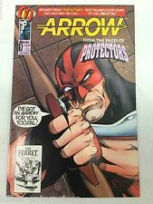 Arrow #1 Comic Book Malibu 1992
