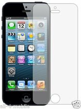 3 ANTI GLARE / MATTE screen protectors film for Apple Iphone 5S / 5C / 5GS