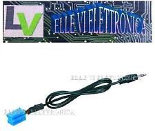 0006 MCA Interfaccia Audio Ingresso Line Aux In Cavo MP3 Fiat Grande Punto