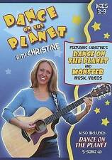 Dance on the Planet With Christine DVD