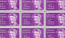 1963 - ELEANOR ROOSEVELT - #1236 Full Mint -MNH- Sheet of 50 Postage Stamps