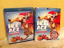 ICE AGE: A MAMMOTH CHRISTMAS SPECIAL BLU-RAY + DVD 2011 ANIMATED SHORT FILM