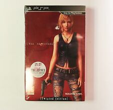 The 3rd Birthday (Twisted Edition) (Sony PSP, 2011) EUROPEAN PAL NEW SEALED