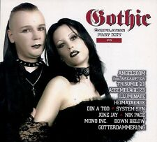 GOTHIC COMPILATION 25 - CD - Trisomie 21, Heimataerde, Mono Inc., Assemblage 23