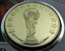 FIFA WORLD CUP ITALY 1990 CHAMPIONCHIP HUGE FOOTBALL MEDAL RUSSIA SOCCER FINAL 2