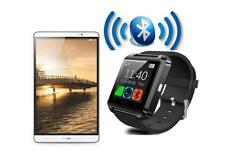Smart­watch Bluetooth Armbanduhr Sport für Huawei Samsung  iPhone Handy