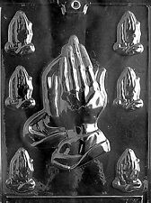ASSTORTED PRAYING HANDS PIECES mold Chocolate Candy molds R31