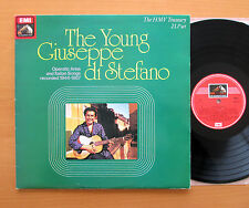 RLS 756 The Young Giuseppe Di Stefano 1944-1957 Gatefold 2xLP + insert NM/EX